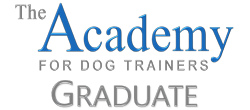 The Academy for Dog Trainers Graduate