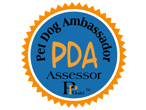 PDA Pet Dog Ambassador Assessor